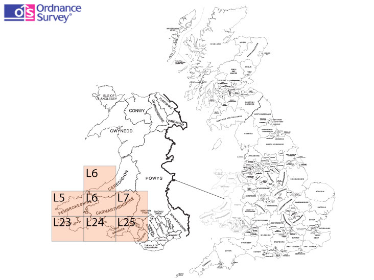 Map coverage in stock